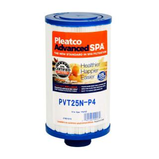 Filtre PVT25N-P4 Pleatco Standard - Compatible Filbur FC-0186 - Filtre Spa bain remous