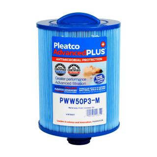 Filtre PWW50P3-M Pleatco Standard - Compatible Unicel 6CH-940RA - Filbur FC-0359M - Filtre Spa bain remous