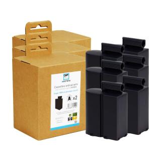 Cassette anticalcaire - Type A EMC DOMENA (lot de 6)