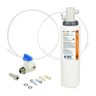 Kit de filtration QCF-3001/302 - Tête quick-change et Filtre charbon actif QCF-302