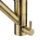 Robinet 3 voies Samoa Bronze + Kit de filtration HRC-WM2000/201