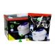 Carafe filtrante bleue + 13 cartouches filtrantes compatibles Brita Maxtra
