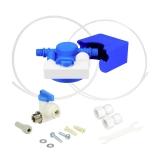 Kit de filtration Crystal Filter® HRC - Tête HRC-WM2001 avec ByPass et pack raccords