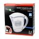 Carafe filtrante blanche Filter Logic FJ402W (2,4 litres) + 1 cartouche offerte