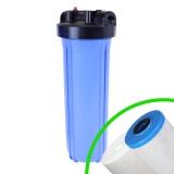 Carter porte filtre FHPP-20BB Big Blue 20'' entrée/sortie 1'' femelle - Crystal Filter®