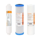 Pack cartouches Crystal Filter® pour osmoseur Pallas® 4T50