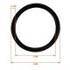 Joint torique pour ''union trois pièces'' 32 mm - PVC Pression