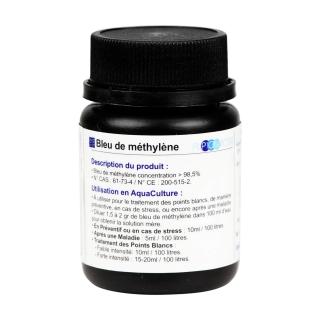 Bleu de méthylène pot de 25 g