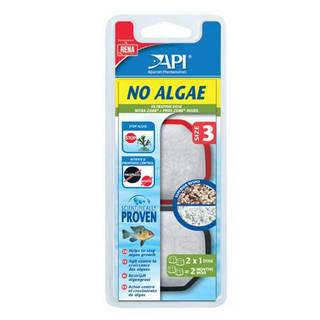 Filtre aquarium API Rena No Algae Size 3 (x2 filtres)