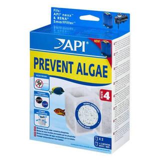 Filtre aquarium API Rena Prevent Algae Size 4 (x2 filtres)