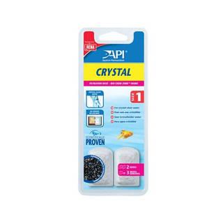 Filtre aquarium API Rena Crystal Size 1 (x2 filtres)