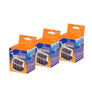 Filtre aquarium Easy box L Charbon Aquatlantis   (lot de 3) - Biobox