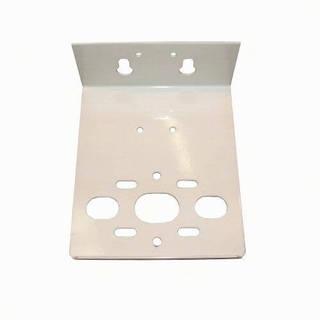 Equerre simple métal de fixation carter 3G sans vis