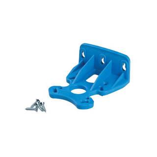 Equerre simple plastique de fixation  pour carter Junior - Senior - 3P - avec vis