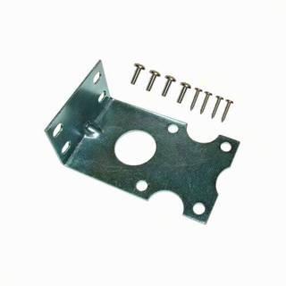 Equerre simple métal de fixation pour carter 3G Slimline