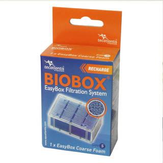 Filtre aquarium Easy box S Grosse mousse Aquatlantis - Biobox