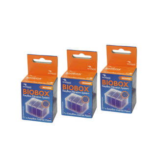 Filtre aquarium Easy box XS Grosse Mousse Aquatlantis  (lot de 3) - Biobox
