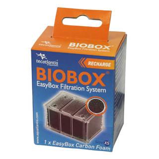 Filtre aquarium Easy box XS Charbon Aquatlantis - Biobox