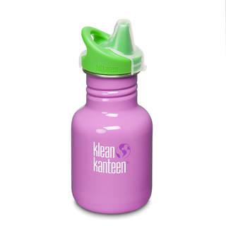 Gourde enfant 355mL sans BPA Rose ''Cactus Flower'' - Kid Kanteen