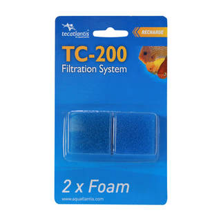 Filtre aquarium TC-200 mousse - Filter Foam - Aquatlantis