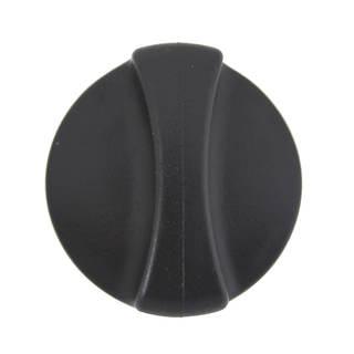 Cache filtre frigo Whirlpool noir