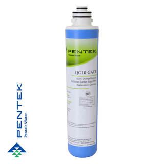 Cartouche filtre Quick Change Pentek QC10-GACR, Culligan 750R
