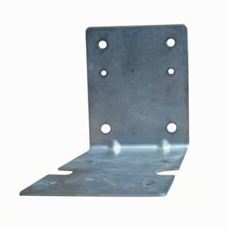 Equerre simple métal de fixation carter Big blue Pentek avec vis