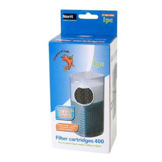Cartouche filtration filtre Aquadistri Superfish Aqua-Flow 400 Easy Click - Crystal Clear Water