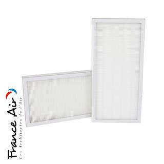 Filtres F6 pour VMC double-flux Cocoon'2 D180 - set de 2 filtres