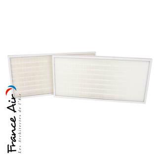 Filtres F6 pour VMC double-flux Cocoon'2 D300 & D400 BP - set de 2 filtres