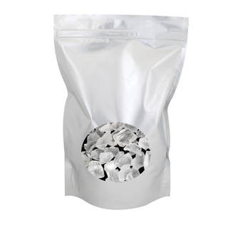 Polyphosphates cristaux 10-20 mm blanc - sachet Stand-Up de 5KG Blanc 10-20 mm