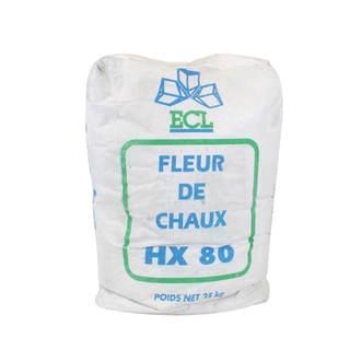 Hydroxyde de calcium Grade industriel - Sac de 25 kg