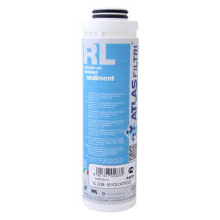 Cartouche tamis polyester lavable BX 10'' - Filtration 50 µm - RL10BX