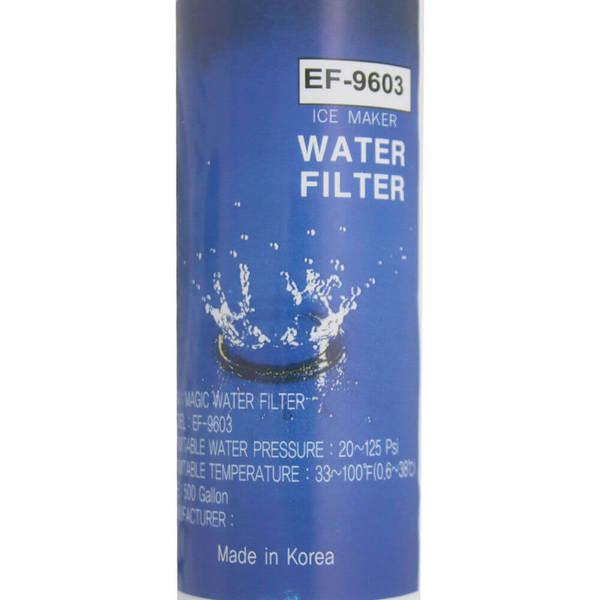 filtre frigo samsung ef 9603 magic water filter lot de 3. Black Bedroom Furniture Sets. Home Design Ideas