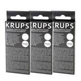 Tablettes détergentes Expresseria Automatic -  KRUPS XS3000 (lot de 3)