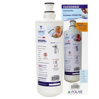 Cartouche Clico38GO d'origine pour Clico FSE - Polar™