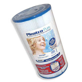 Filtre PFF50P4 Pleatco Standard - Compatible Freeflow Spas - Filtre Spa bain remous