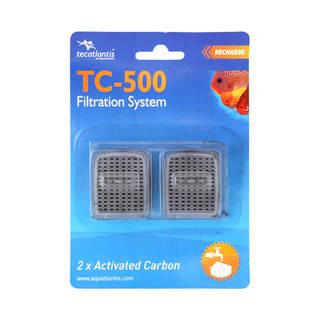 Filtre aquarium TC-500 charbon - Activated carbon - Aquatlantis / Tecatlantis