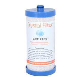 Filtre WF1CB - Filtre frigo PureSource / RG100 compatible Frigidaire  - Crystal Filter CRF2189