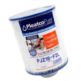 Filtre PJZ16-F2L Pleatco Standard - Compatible Jazzi 17 SF - Filtre Spa bain remous