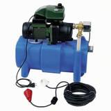 Système eau de pluie - eau du réseau - ALP001509 - Copyright Waterconcept