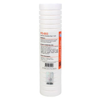 Cartouche PO-003 compatible CJFA et CJ1020 pour Polar™ - Crystal Filter®