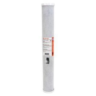 Cartouche CBC-05-20 Premium charbon actif 20'' - 5 µm - Crystal Filter®