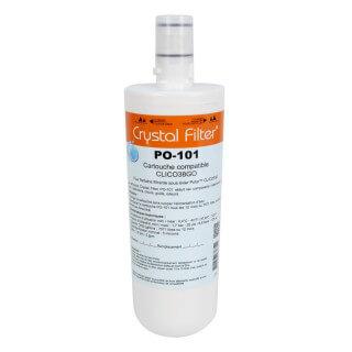 Cartouche PO-101 compatible Clico®38GO compatible pour Clico® FSE - Crystal Filter®