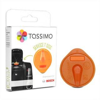 T-Disc orange nettoyage et détartrage Tassimo Bosch