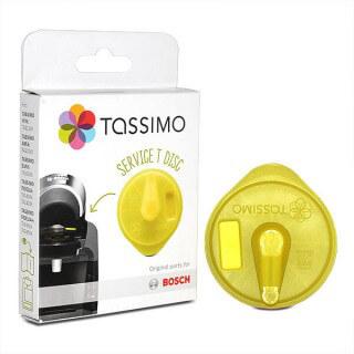 T-Disc jaune nettoyage et détartrage Tassimo Bosch