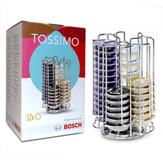 Support 52 T-Discs Tassimo Bosch