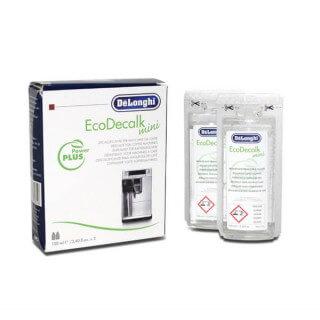 Détartrant liquide EcoDecalk mini machine expresso Delonghi 2x100 ml