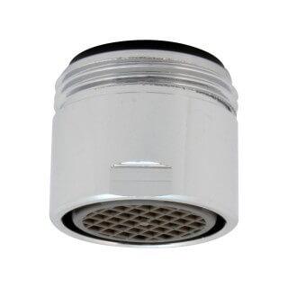 Mousseur aérateur eau filtrée robinet dauphin / narval Chromé