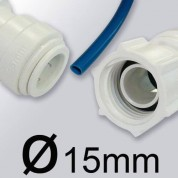 Tube/Raccord 15 mm